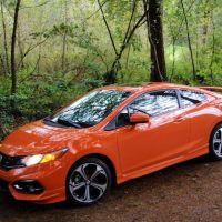 2015 Honda Civic Si Coupenbsp