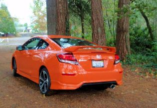 2015 Honda Civic Si Coupe