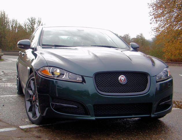 2015 jaguar xf 3 0 awd sport test drive our auto expert. Black Bedroom Furniture Sets. Home Design Ideas