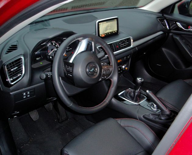 2015 mazda3 grand touring test drive our auto expert. Black Bedroom Furniture Sets. Home Design Ideas