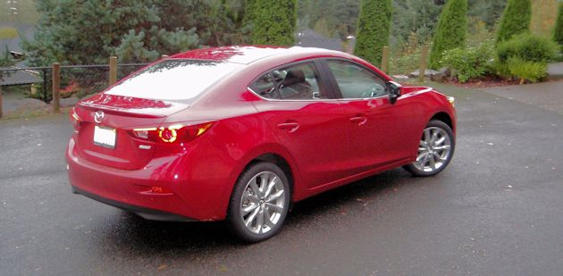 2015 Mazda3 Grand Touring Test Drive | Our Auto Expert