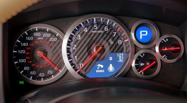 2015 Nissan GT-R IP