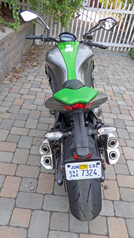 Kawasaki Z1000 RR