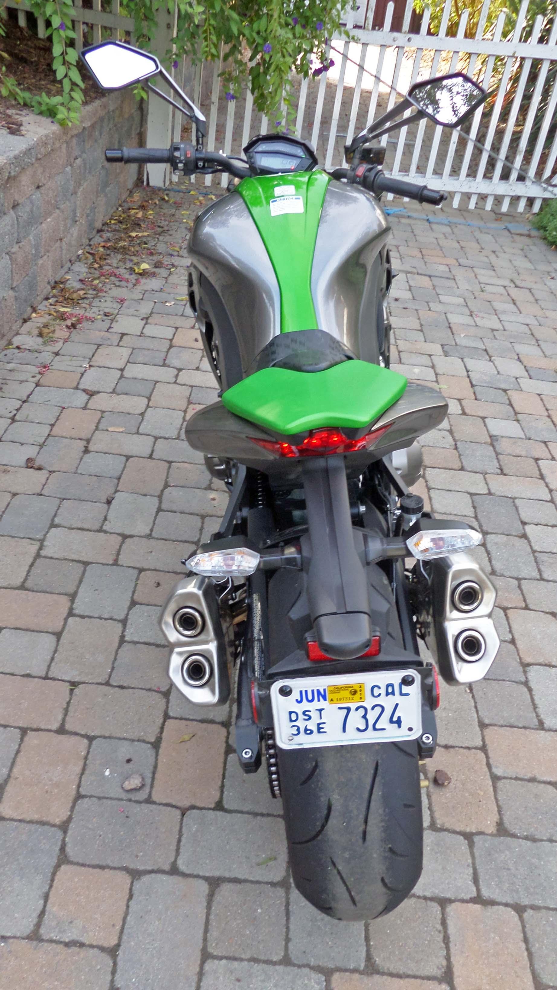 2015 Kawasaki Z1000 Abs Test Ride Our Auto Expert