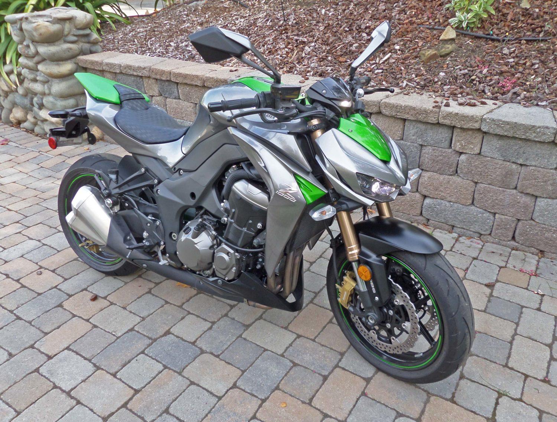 Καβασακι Ζ1000 / 2015 Kawasaki Z1000 Abs Test Ride Our