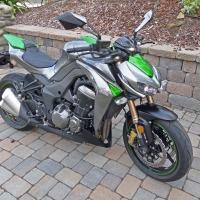 Kawasaki Z1000 RSFnbsp