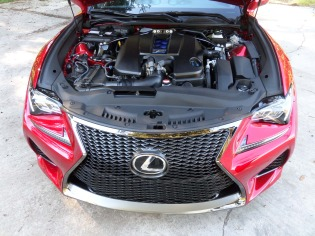 Lexus RC F Eng