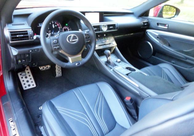 Lexus RC F Int