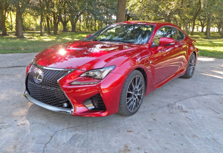 Lexus RC F LSF