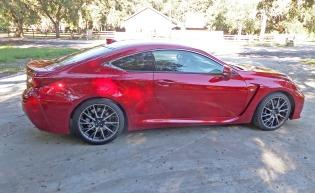 Lexus RC F RSD