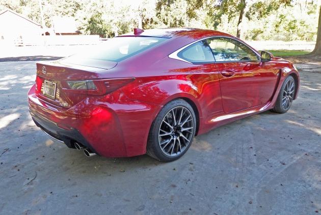 Lexus RC F RSR
