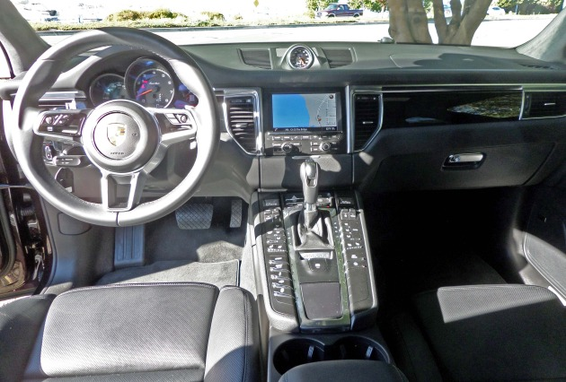 Porsche Macan Turbo Dsh