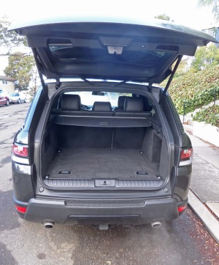 Range Rover Sport Gte