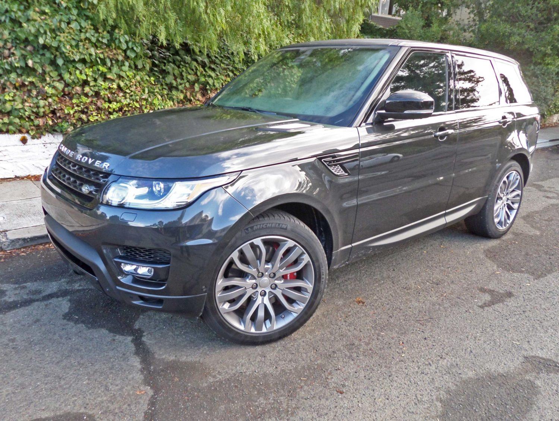 Range Rover Sport LSF
