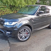 Range Rover Sport LSFnbsp