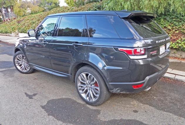 Range Rover Sport LSR