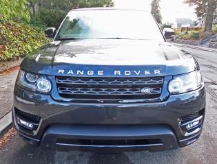 Range Rover Sport Nose