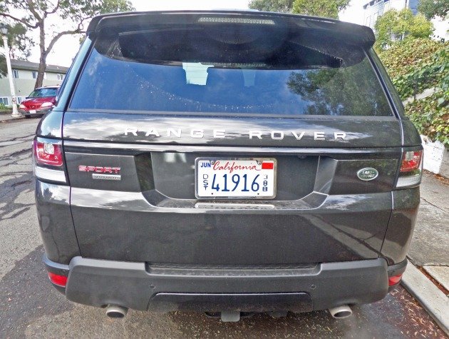 Range Rover Sport Tail