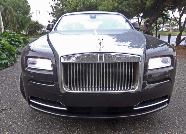 Rolls-Wraith-Nose