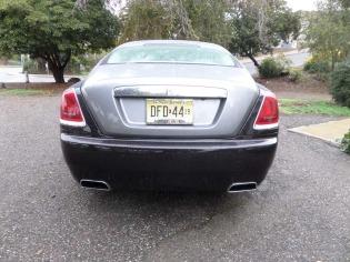 Rolls-Wraith-Tail