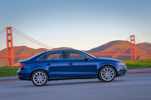 2015 Audi A3 TDI side e