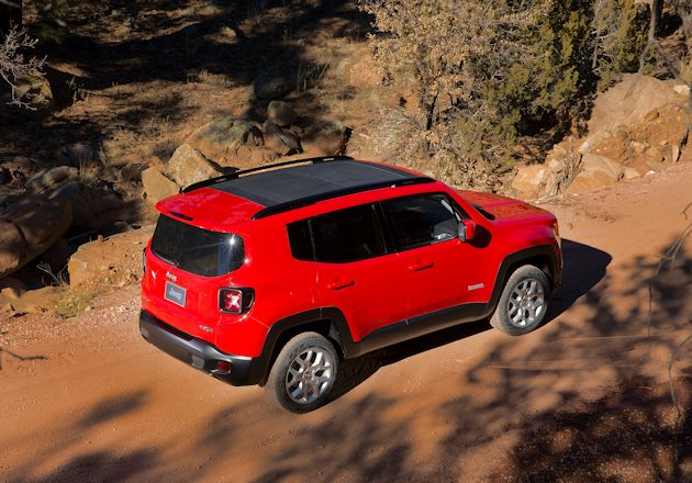 2015 Jeep Renegade above