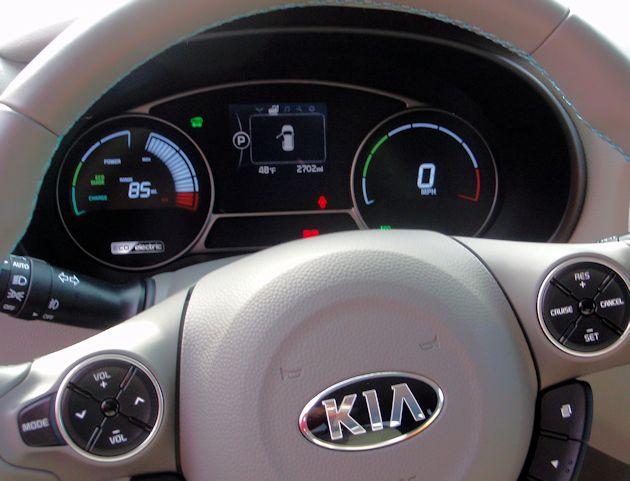 2015 Kia Soul EV IP