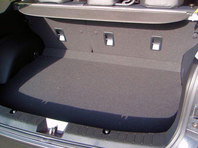 2015 Subaru Impreza Sport cargo