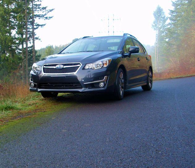 2015 Subaru Impreza Sport front 2