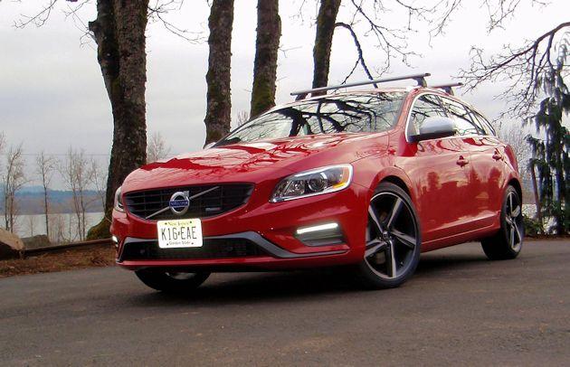 2015.5 Volvo V60 T6 front q