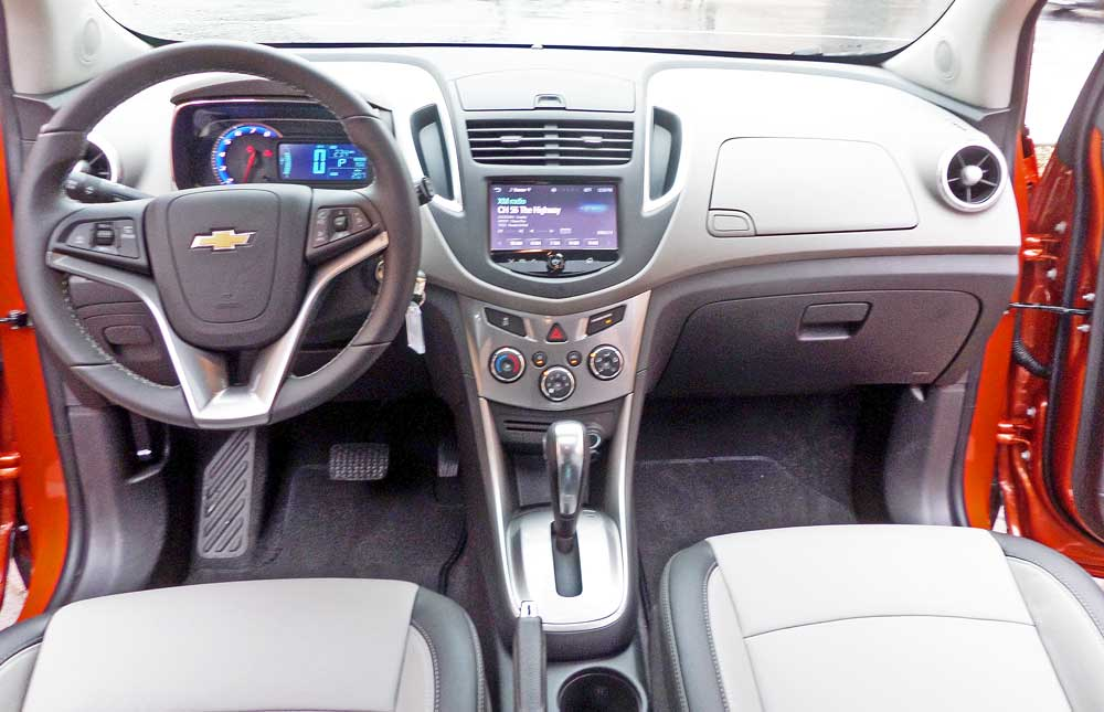 2015 Chevrolet Trax Test Drive Our Auto Expert