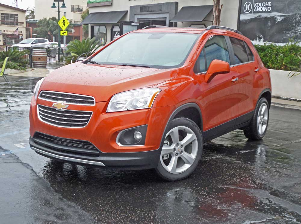 2015 chevrolet trax test drive our auto expert. Black Bedroom Furniture Sets. Home Design Ideas