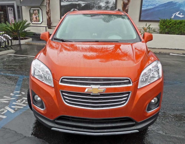 Chevy-Trax-Nose
