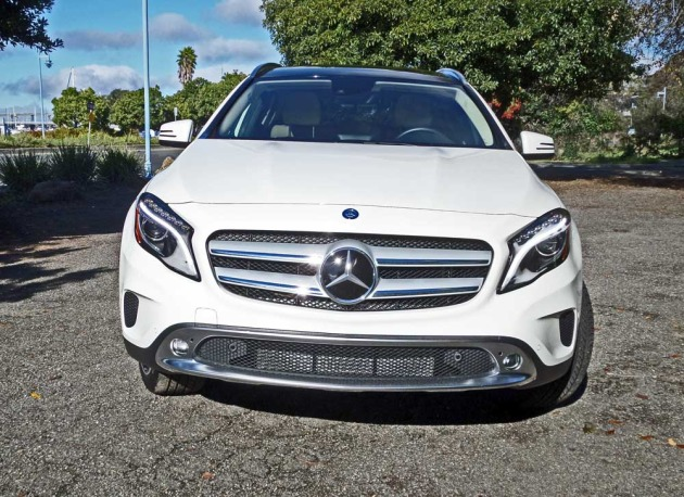 MBZ-GLA250-4MATIC-Nose