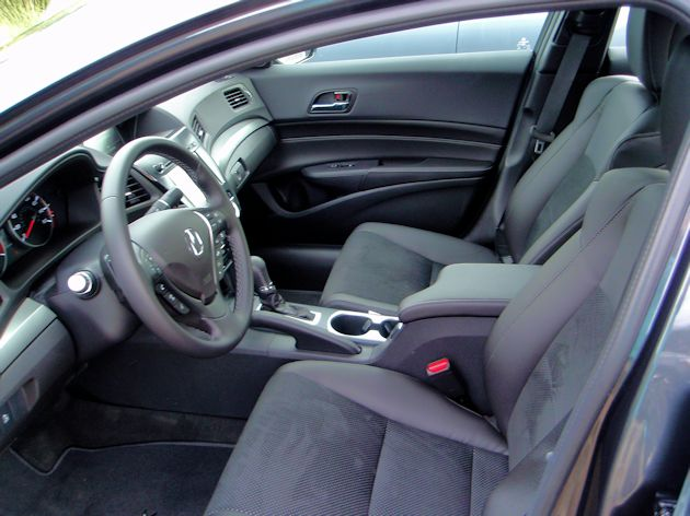2016 Acura ILX Test Drive