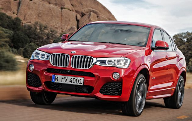 2016 Chicago - BMW X4