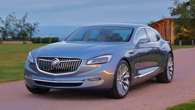 2016 Chicago - Buick Avenir