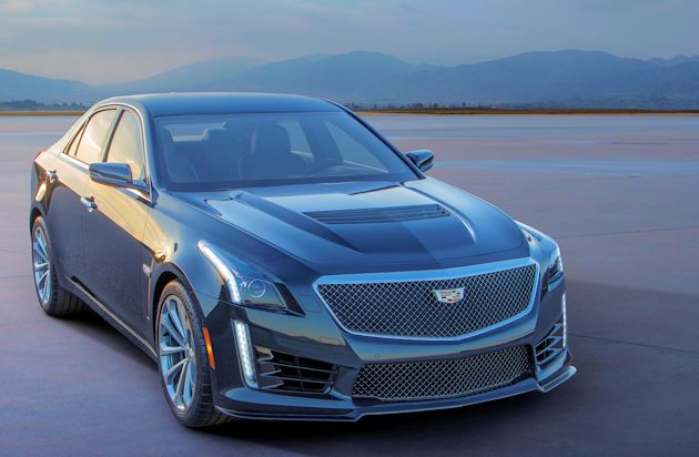 2016 Chicago - Cadillac CTS-V