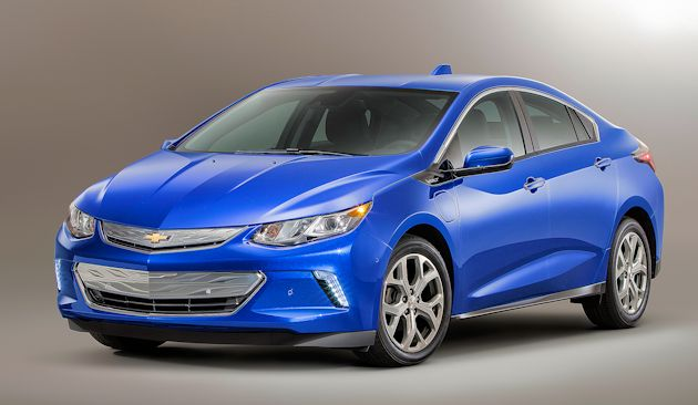 2016 Chicago - Chevrolet Volt