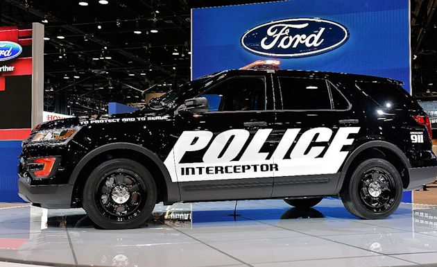 2016 Chicago - Ford Interceptor