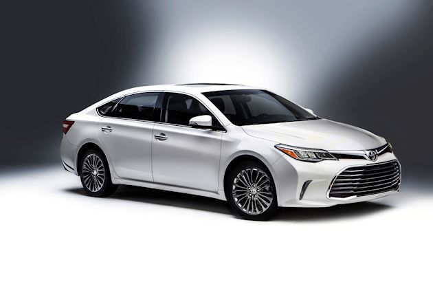 2016 Chicago - Toyota Avalon