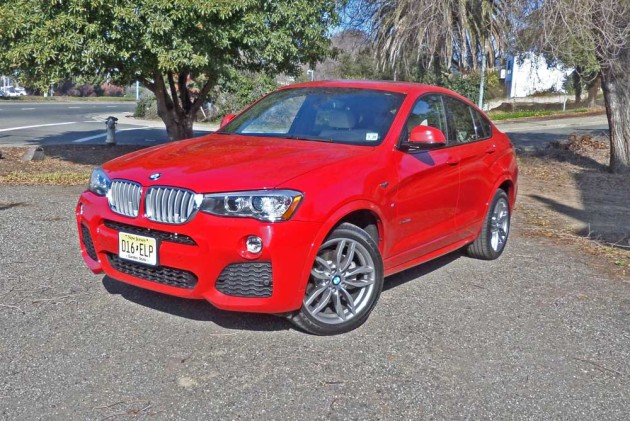 2015 bmw x4 28i xdrive test drive our auto expert. Black Bedroom Furniture Sets. Home Design Ideas