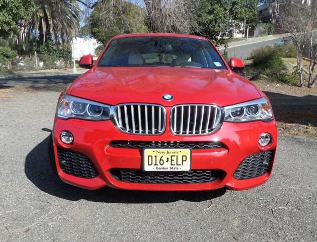 BMW-X4-28i-xDrive-Nose