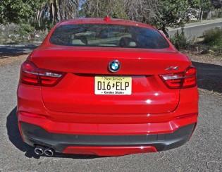 BMW-X4-28i-xDrive-Tail