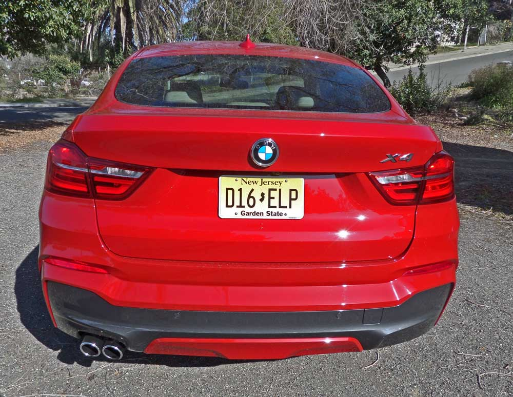 2015 Bmw X4 28i Xdrive Test Drive Our Auto Expert