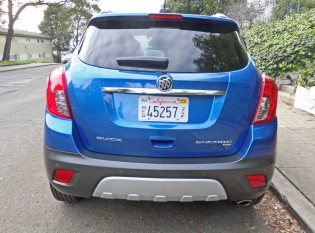 Buick-Encore-Tail