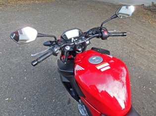 Honda-CB300F-Cntrls
