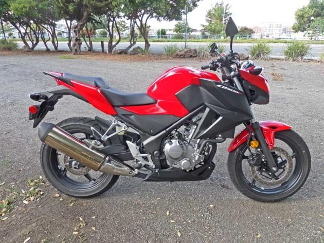 Honda-CB300F-RSD