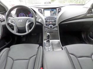 Hyundai Azera Dsh