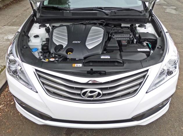 Hyundai Azera Eng